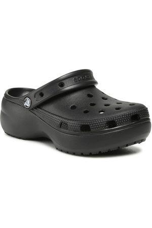 Crocs Klapki Classic Platform Clog 206750