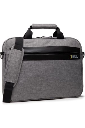 NATIONAL GEOGRAPHIC Torba na laptopa - Brief Case N13106.22 Light Grey