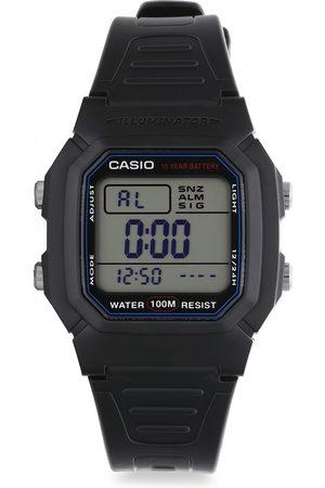 Casio Mężczyzna Zegarki - Zegarek - W-800H-1AVEF Black/Black