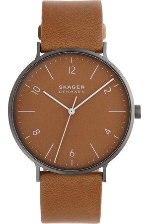 Skagen Zegarek - Aaren Naturals SKW6726 Brown/Grey