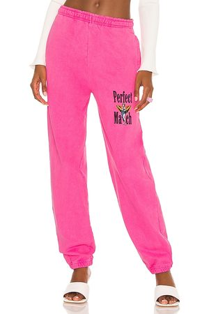 Boys Lie Sweatpants in - Pink. Size L (also in S, M).