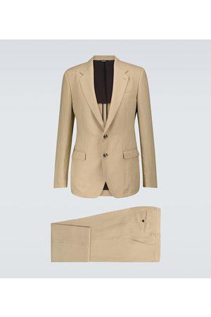 Dolce & Gabbana Linen Taormina-fit suit
