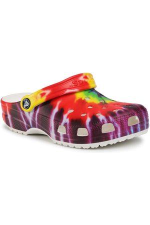 Crocs Klapki Classic Tie Dye Graphic Clog 205453