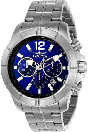 Invicta Watch Zegarek - 21464 Silver/Navy