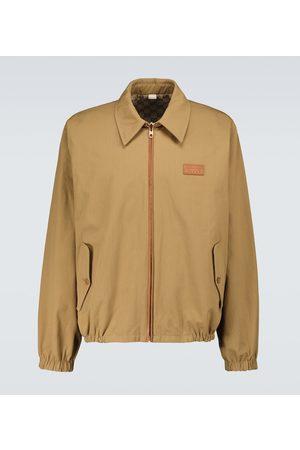 Gucci Reversible GG jacket