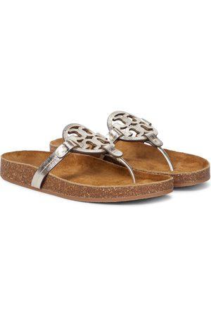 Tory Burch Kobieta Sandały - Miller Cloud leather thong sandals