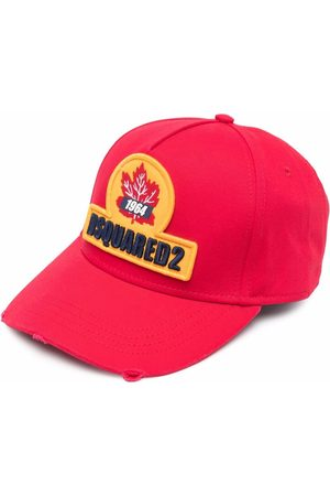 Dsquared2 Embroidered twill cap