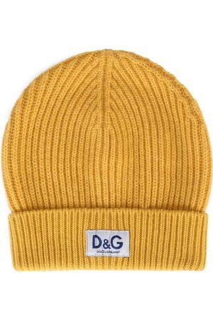 Dolce & Gabbana Mężczyzna Kapelusze - Yellow