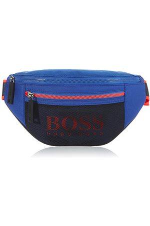HUGO BOSS Męska torba na ramię Evolution_waistbag, rozmiar uniwersalny, - Medium Blue420. - jeden rozmiar