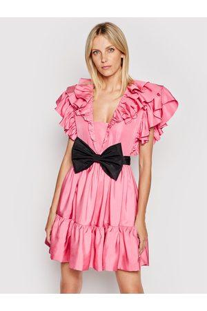 Custommade Kobieta Sukienki koktajlowe i wieczorowe - Sukienka koktajlowa Lotus By Nbs 212390409 Regular Fit