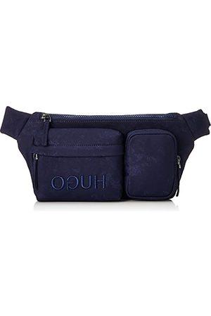 HUGO BOSS Record IN_Waistbag plecak, - Navy411. - jeden rozmiar