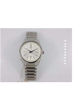 Calvin Klein Męski zegarek na rękę XL Wingmate analogowy stal szlachetna K9511104