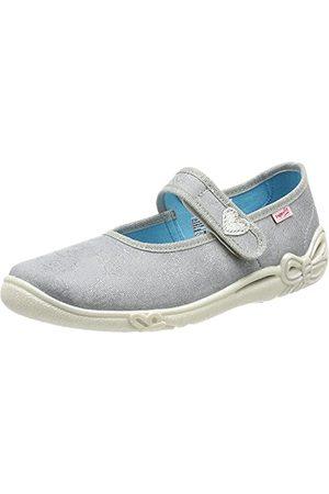 Superfit Pantofle dziewczęce Belinda, liliowy - liliowy 8510 - 24 EU