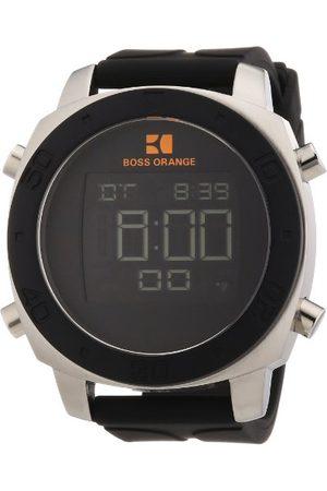 HUGO BOSS Boss Orange zegarek męski cyfrowy silikon 1512676