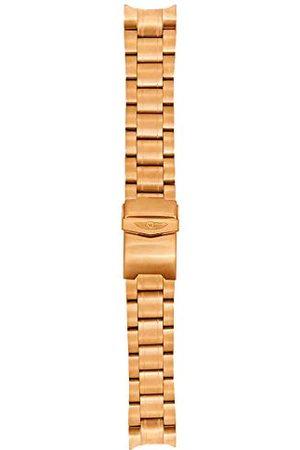 BOBROFF Męski pasek kwarcowy zegarek z bransoletką ze stali szlachetnej BFS002