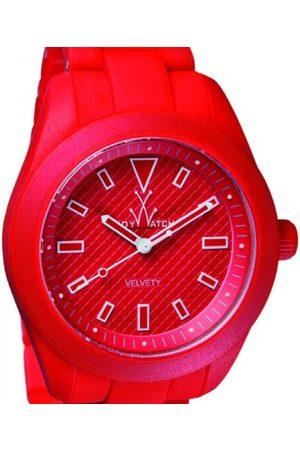 Toy Watch Zegarek na rękę unisex analogowy różne materiały VV08RD