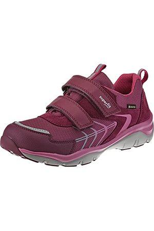 Superfit Buty sportowe dla dziewczynek Sport5, - Rot Rosa 5010-20 EU
