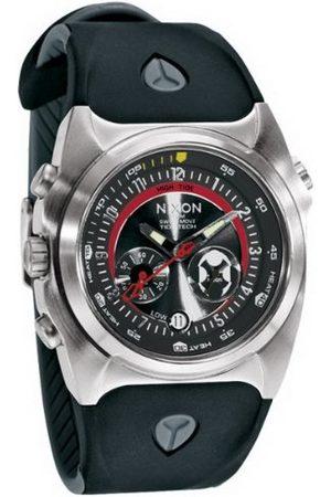 Nixon Męski zegarek na rękę analogowy plastik A05000-00