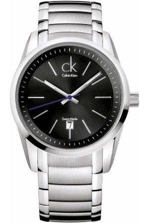 Calvin Klein Męski zegarek na rękę XL Wingmate analogowy stal szlachetna K9511226