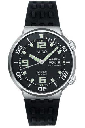 MIDO Zegarek męski zegarek automatyczny All Dial Diver M837045891