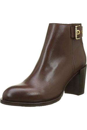 Tommy Hilfiger P2185enelope 18a Chelsea Boots, - Br?zowy Coffee - 41 EU