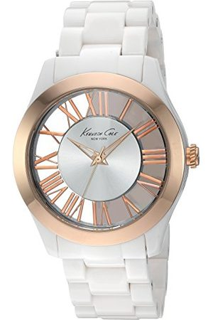 Kenneth Cole Damski zegarek na rękę XS Transparency Analog Resin KC4860