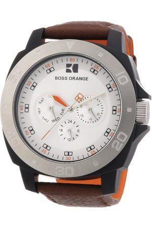Hugo Boss Boss Orange męski zegarek na rękę analogowy skóra 1512670