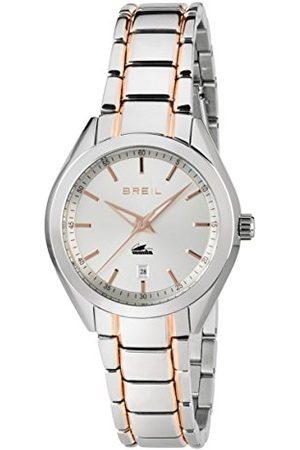 Breil Kobieta Zegarki - Damski analogowy zegarek kwarcowy z bransoletką ze stali szlachetnej TW1618
