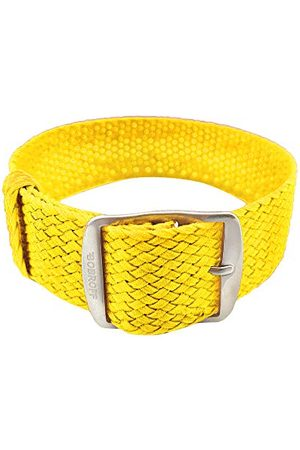 BOBROFF Męski pasek kwarcowy zegarek z nylonową bransoletką BFS007