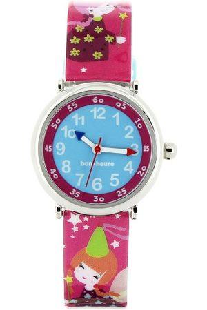 Baby Watch Dziecięcy zegarek na rękę analogowy kwarcowy wielokolorowy Coffret Féerique
