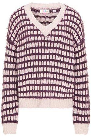 IZIA Sweter damski 190031_Violett_XL_19011207