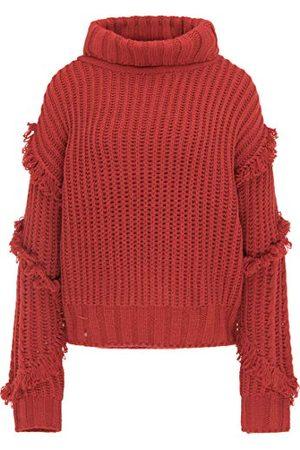 IZIA Damski 190031_Braun_M_19011419 sweter, M