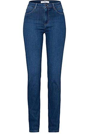 Brax Damskie Style Shakira dżinsy, SLIGHTLY USED REGULAR BLUE, 42 krótkie