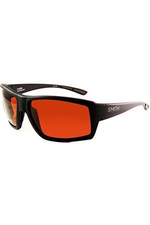 Smith Męskie okulary przeciwsłoneczne CHALLIS XE 003 61, czarne (Matt Black/Orange Pz Cp)