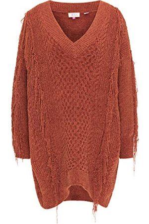 IZIA Damski 190031_Braun_M_19011204 sweter, M