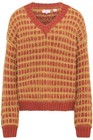 IZIA Sweter damski 190031_Braun_XS_19011207