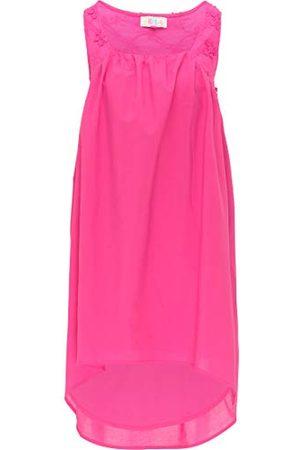 IZIA Damska 190949_Pink_M_19007528 luźna sukienka, M