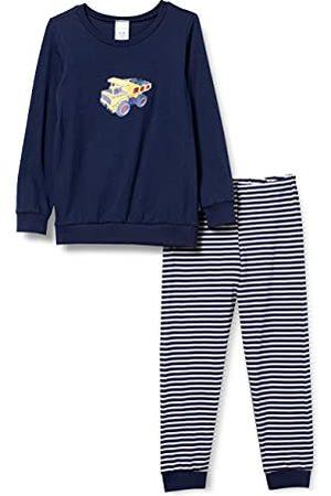 Schiesser Długa piżama chłopięca