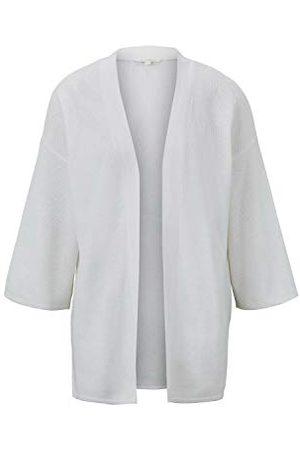 TOM TAILOR Damska kurtka dzianinowa Kimono