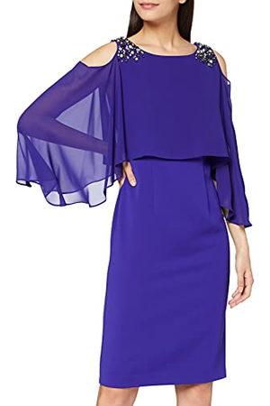 Gina Bacconi Damska sukienka koktajlowa z dekoltem w kształcie litery V