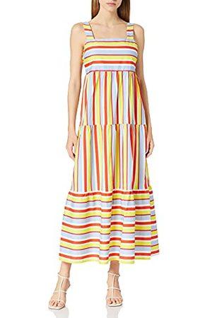 Apart Apart damska letnia sukienka, wielokolorowa, normalna