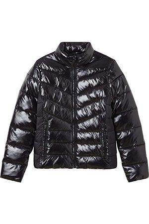 Calvin Klein Damska błyszcząca wyściełana kurtka puchowa Lw