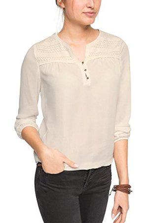 Esprit Damska bluzka Regular Fit w stylu retro