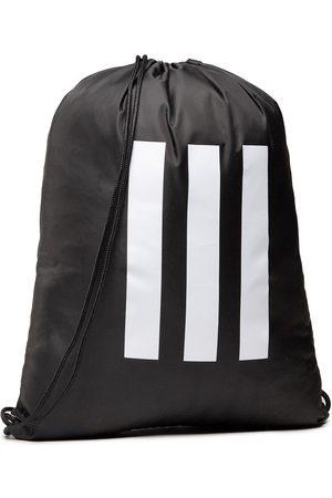 adidas Plecak - 3S Gymasack GN2040 Black/White