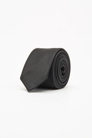 Recman Mężczyzna Krawaty - Krawat slim gładki 100