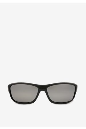 BORN2BE Srebrne Okulary Przeciwsłoneczne Segiga