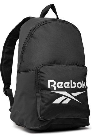 Reebok Plecak - Cl Fo Backpack GP0148 Black/Black