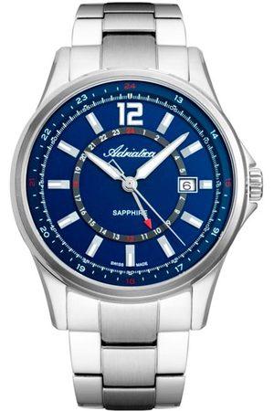 Adriatica Mężczyzna Zegarki - Zegarek - A8325.5155Q Silver