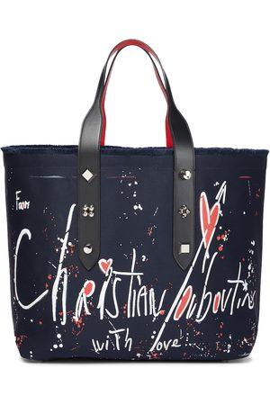 Christian Louboutin Frangibus printed tote bag