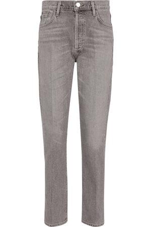 Goldsign Kobieta Z wysokim stanem - Benefit high-rise slim jeans